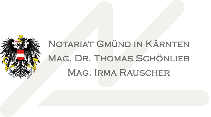 Schönlieb & Rauscher-Notariat Gmünd